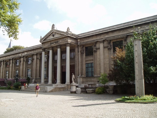 Istanbul Archaeological Museums - Istanbul / Turkey