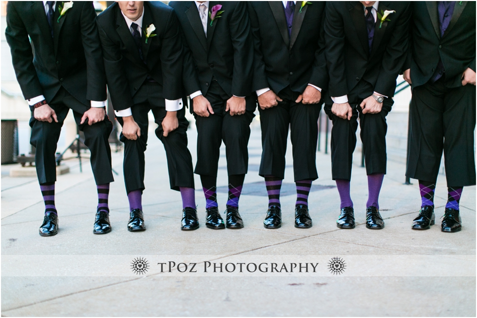 Camden Yards Wedding Portrait Baltimore