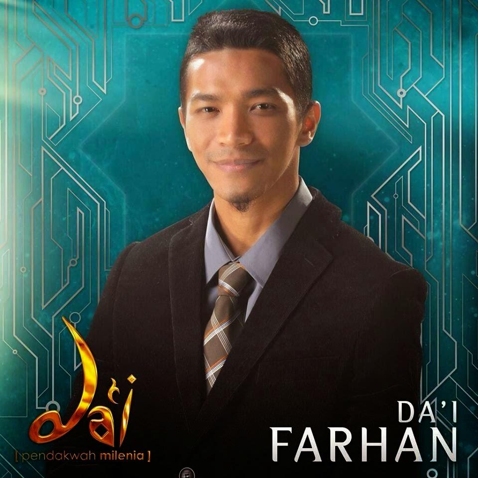 Da i Farhan Juara Program Da i Musim Ke 2