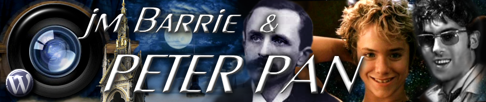 J M Barrie & Peter Pan