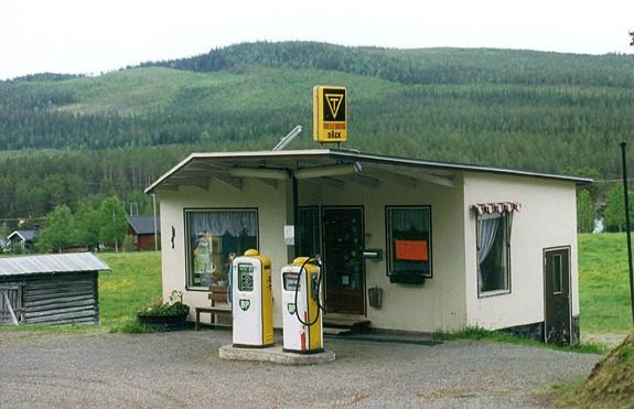 bensinstationer sverige