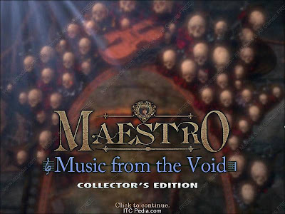 Maestro Music from the Void Strategy Guide