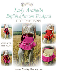 Lady Arabella Apron