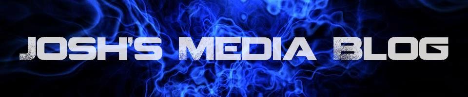 Josh Stevenson's Media Blog