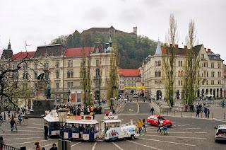 capital de Eslovenia