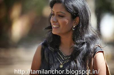 Tamil Anchors: Nisha Krishnan