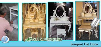 Furniture Finishing Semprot Cat Duco