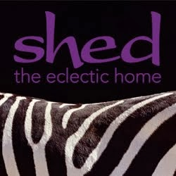 SHED:  THE ECLECTIC HOME