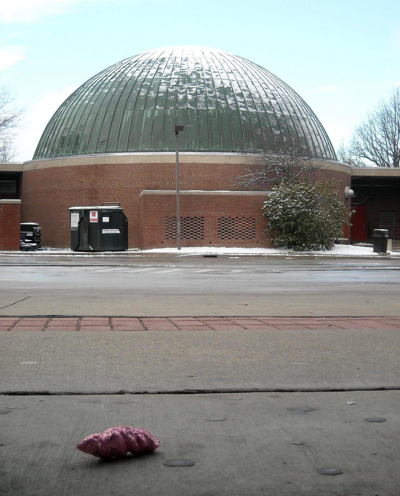 Gates Planetarium: Territorial Claims