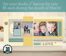 Studio J Layouts: Only $5