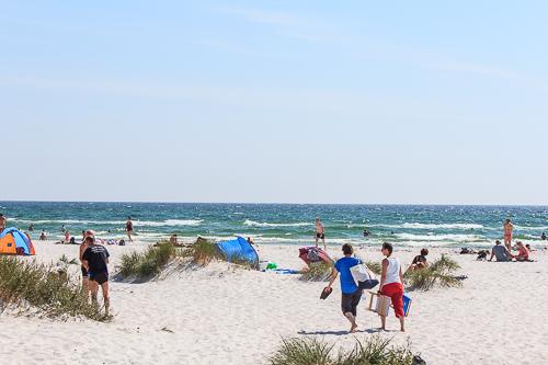 Amalie loves Denmark - Ferienurlaub auf Bornholm, Dueodde