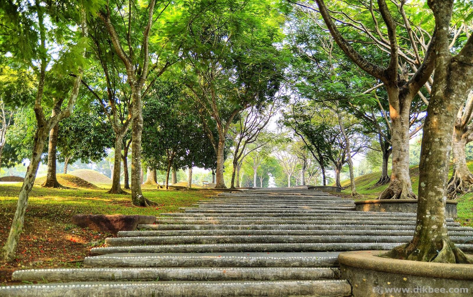 JOM OUTING 3 Di Taman Botani Putrajaya
