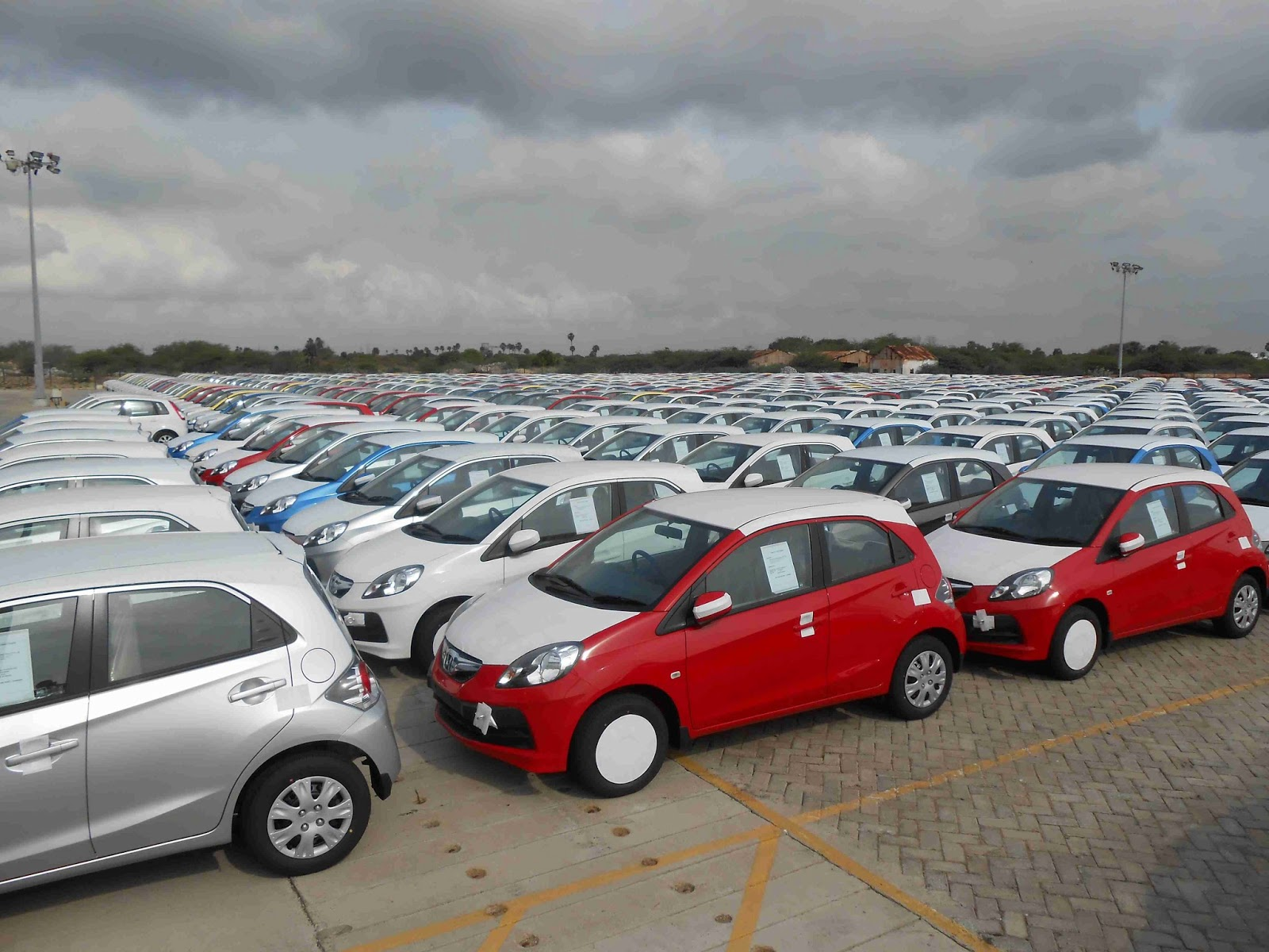 andaman saravanan andaman saravanan page  on this day paramount shipping services custom cleared for exports of 175 cbus of honda brio to south africa which were flagged off by mr m a