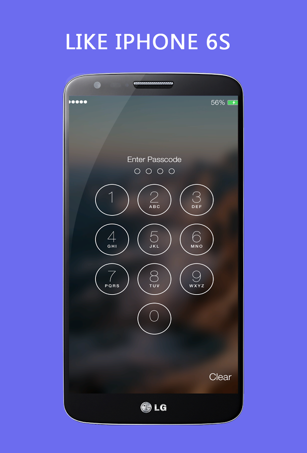 iphone lock apk