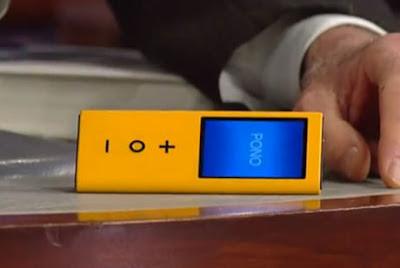 Reproductor PONO - gadget y tecnología