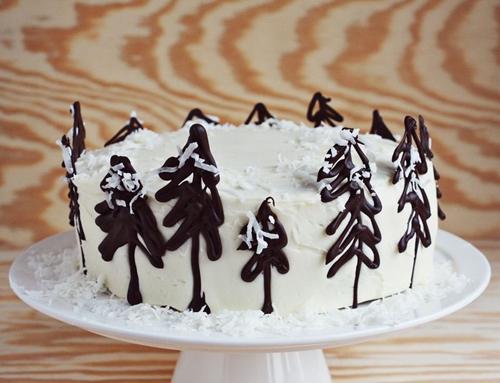 http://www.abeautifulmess.com/2012/12/chocolate-buttermilk-cake.html