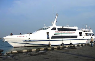 kapal cepat kmc kartini 1