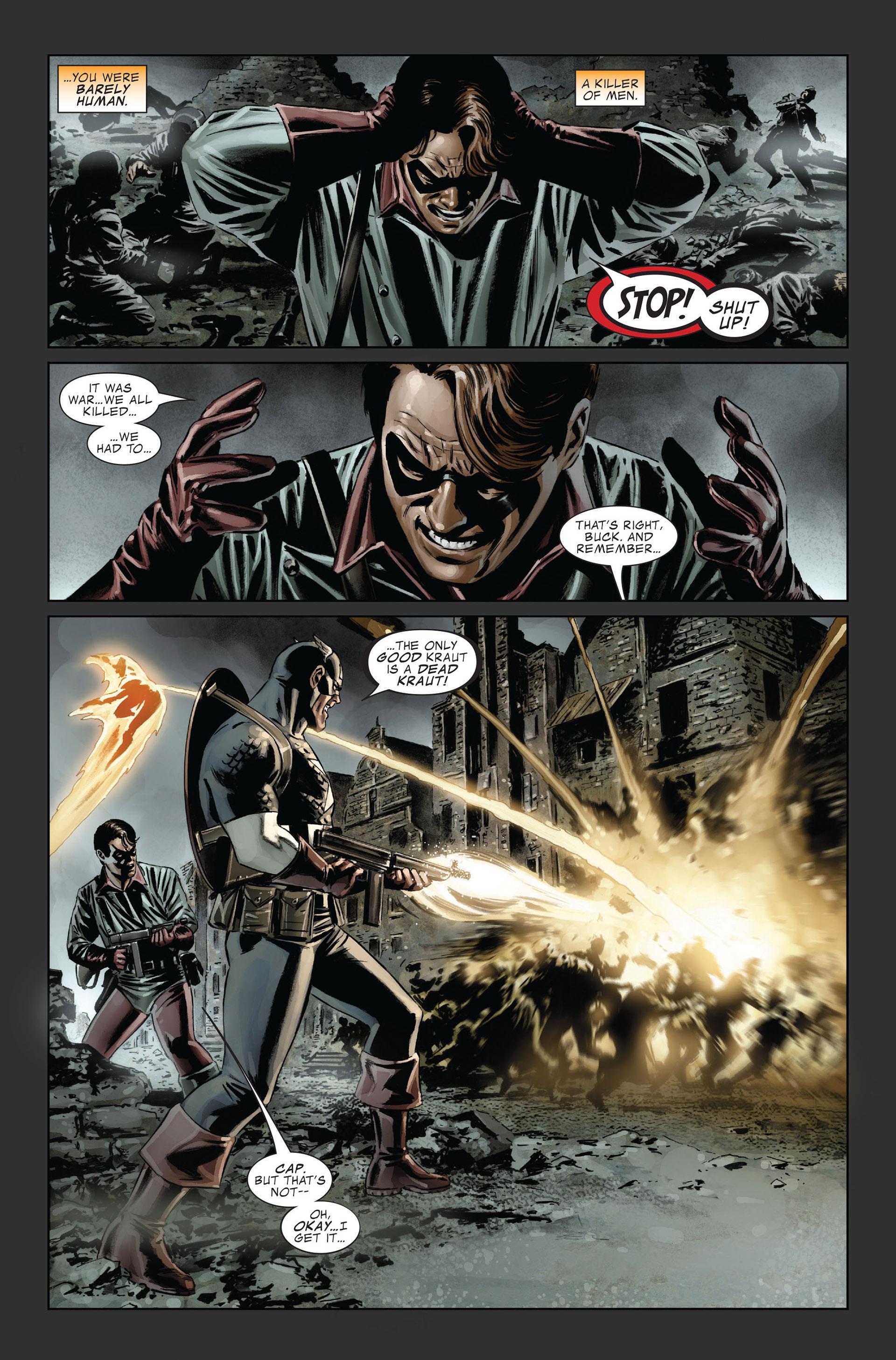 Captain America (2005) Issue #31 #31 - English 16