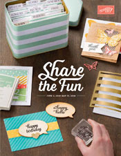 Stampin' Up 2015-2016 Catalog