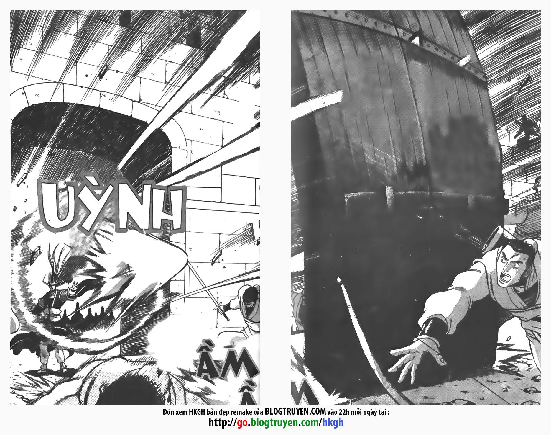 Hiệp Khách Giang Hồ chap 205 Trang 18 - Mangak.info