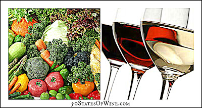 Meatless Monday: Vegetarian Food and Wine Pairings