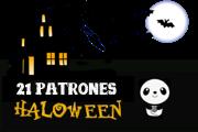 21 PATRONES HALLOWEEN