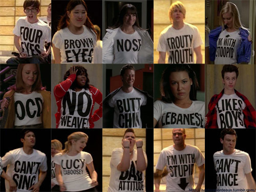 glee tumblr born this way