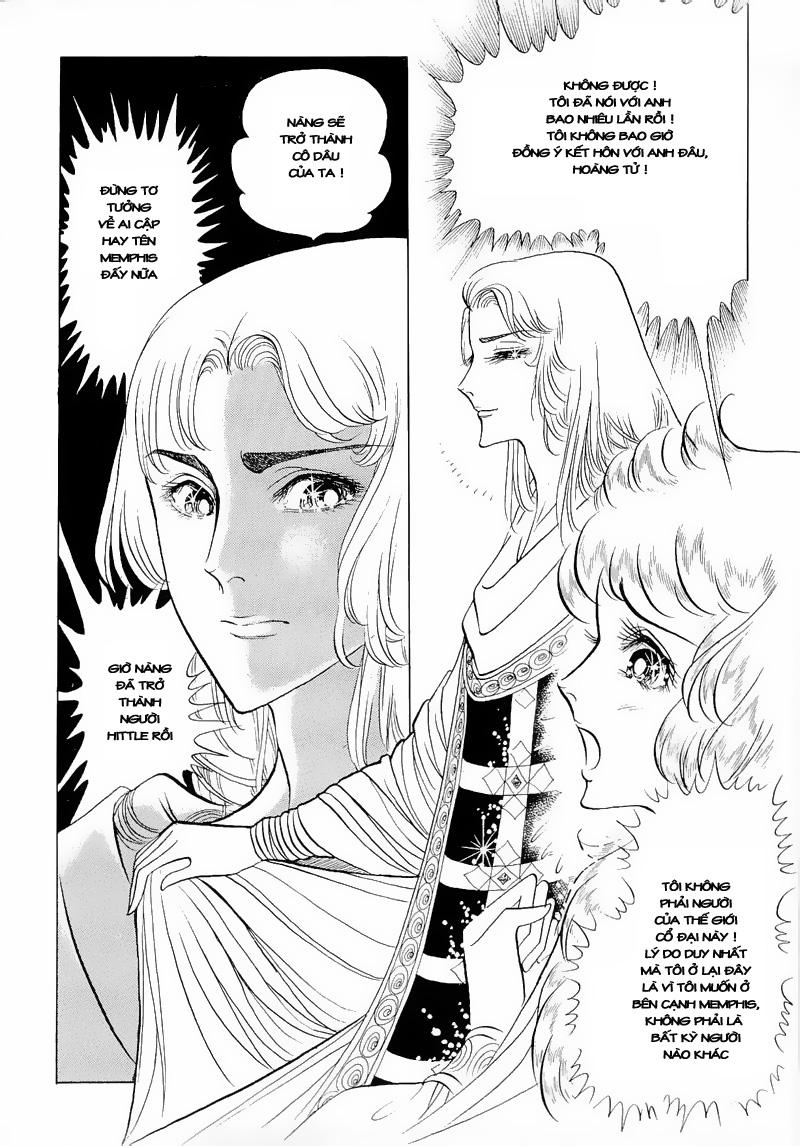 Nữ Hoàng Ai Cập-Ouke no Monshou chap 52 Trang 13 - Mangak.info