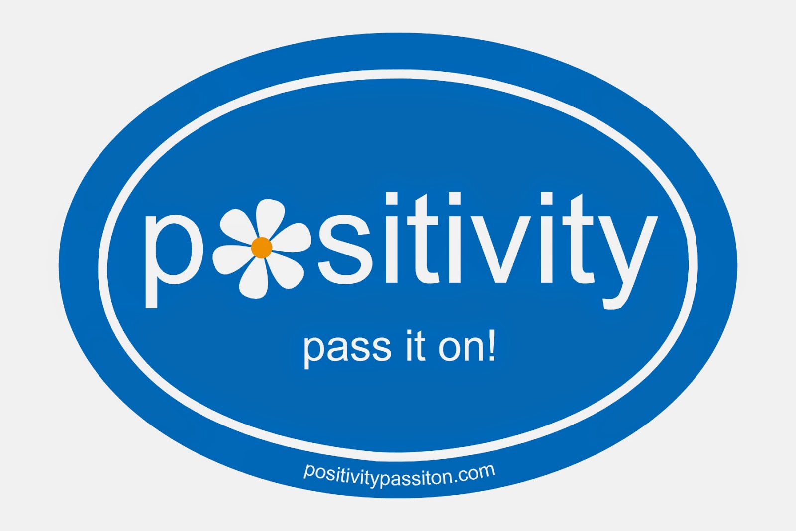 positivty pass it on