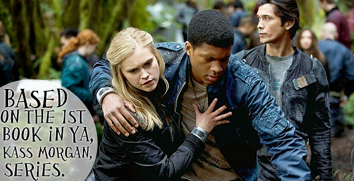What I'm Streaming: CW's The 100 based on YA Author Kass Morgan's first trilogy novel. Post apocolyptic teenage drama.