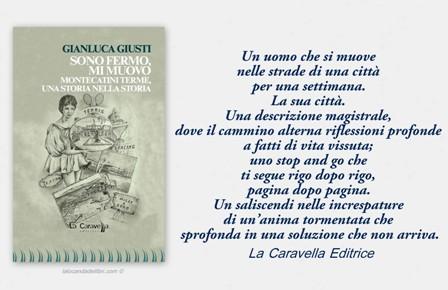 """""""Sono fermo, mi muovo"""" di Gianluca Giusti"""