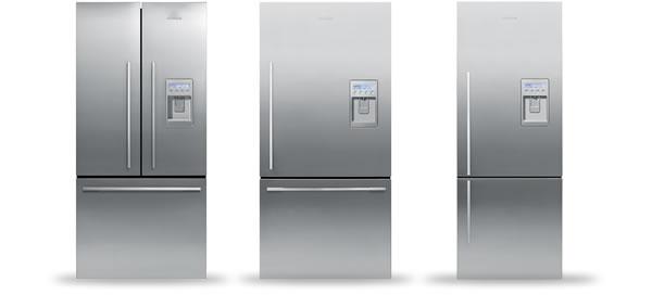 Fisher & Paykel New Counter Depth Refrigerators