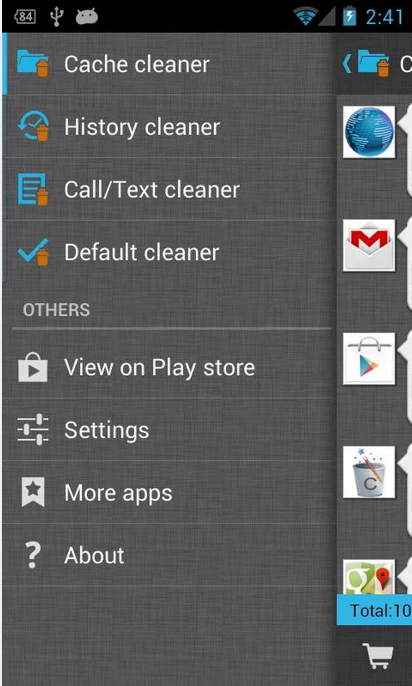 1Tap Cleaner-Android cleaning app