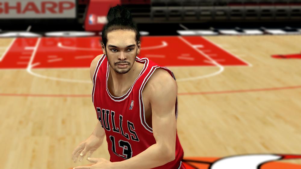 Joakim Noah NBA 2K
