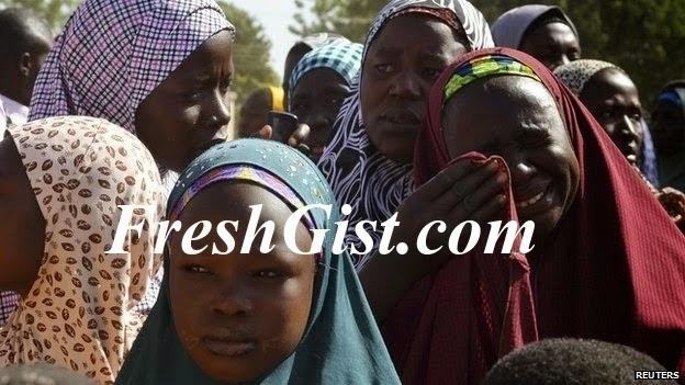 Boko Haram Kidnaps 103 Girls Writing WAEC Examination