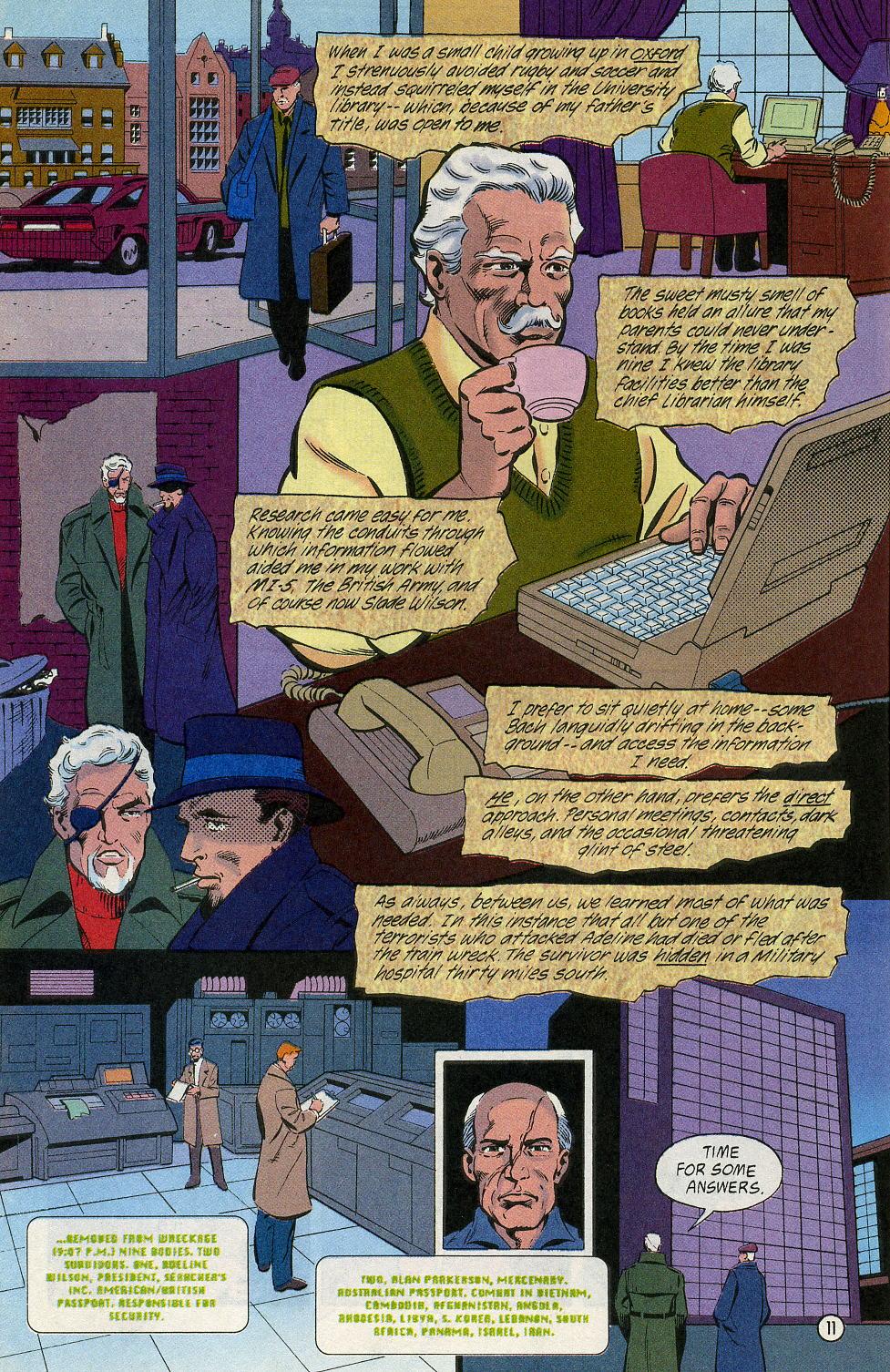 Deathstroke (1991) Issue #2 #7 - English 14