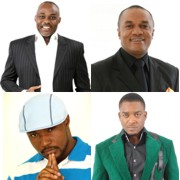 hunks - Richard Mofe Damijo , Saint Obi , Chidi Mokeme or Pat Attah