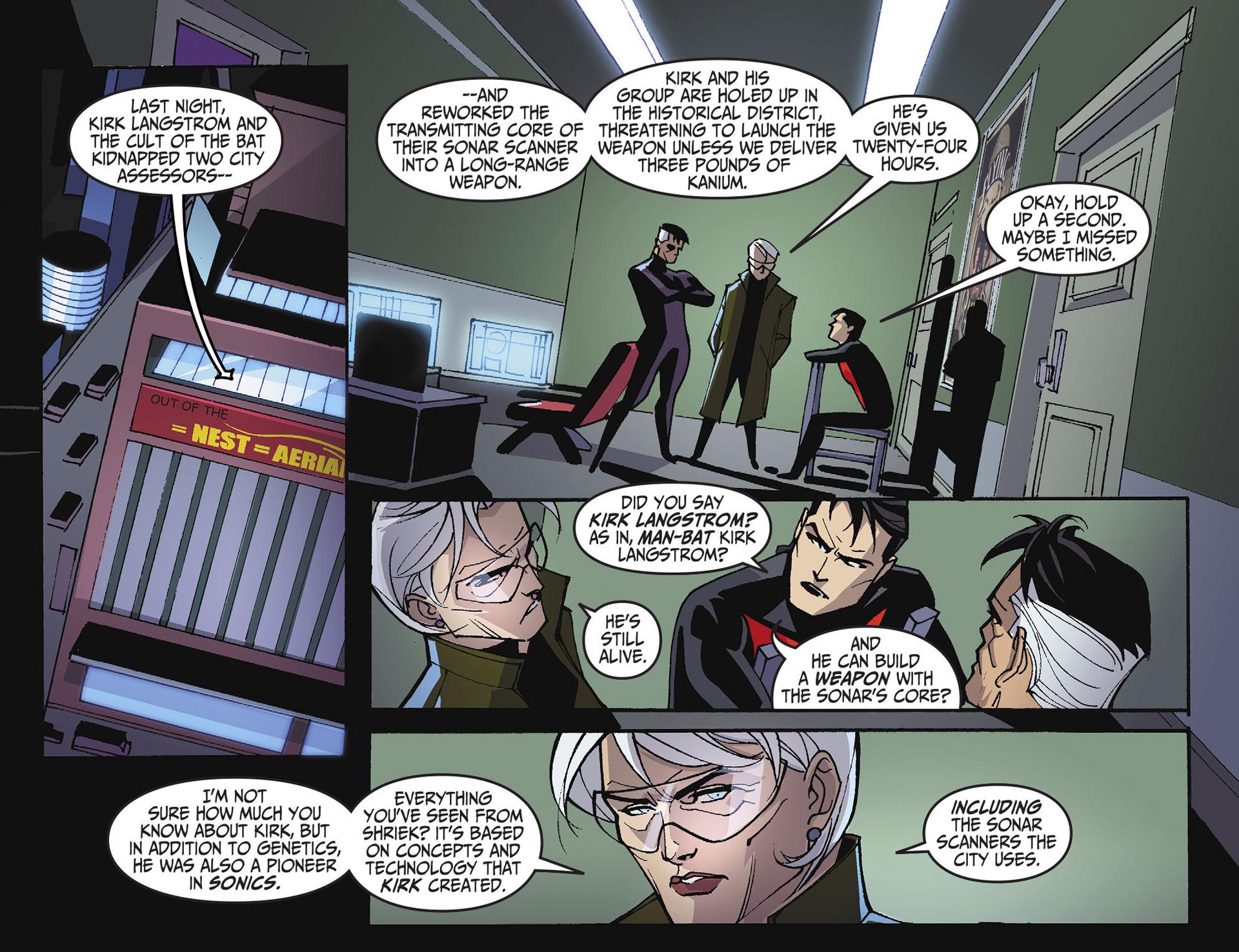 Batman Beyond 2.0 Issue #10 #10 - English 19