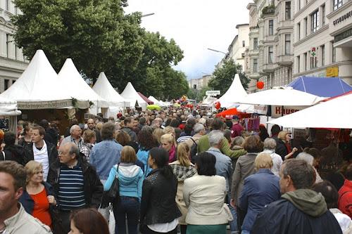 Bergmannstrassefest 2013 calle