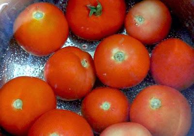 طريقة عمل الكاتشب في المنزل - طماطم tomatoes  ketchup