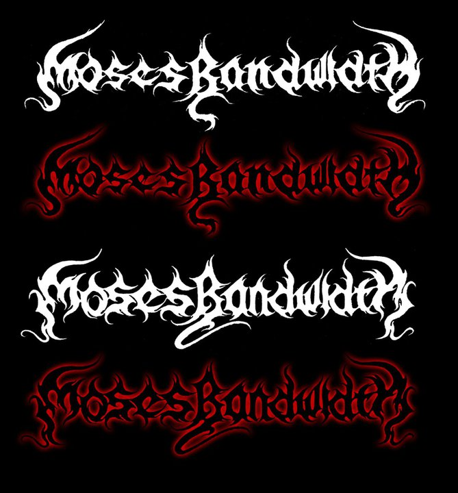 New Single Moses Bandwidth Goth Band - Injil Misa Hitam