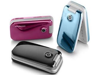 Review Sony Ericsson Z610i spesifikasi harga baru dan harga bekas