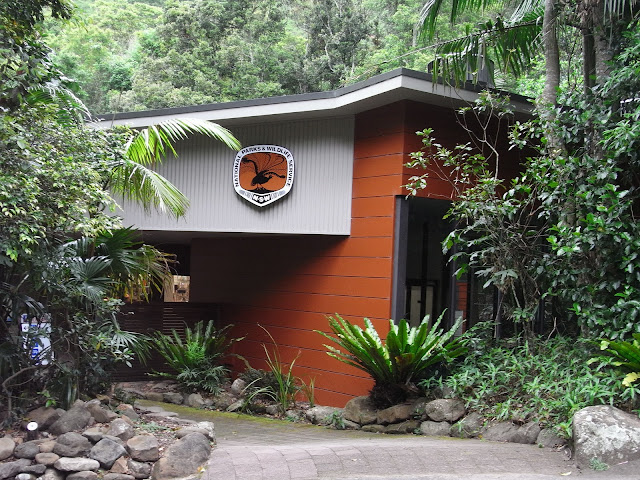 Visitors Centre, Minnamurra Rainforest Walk