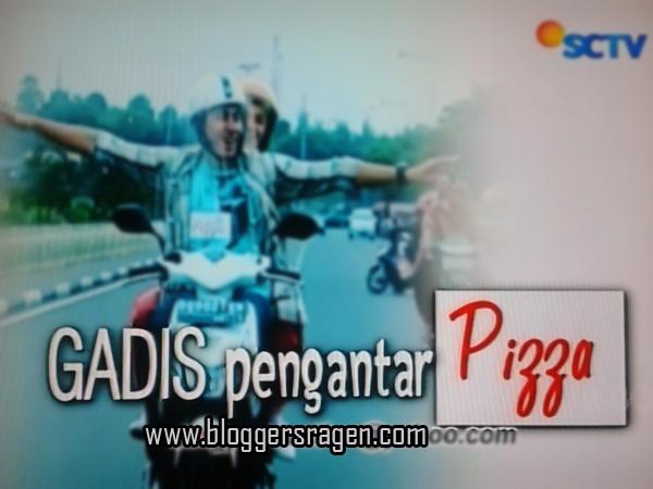 Gadis Pengantar Pizza FTV