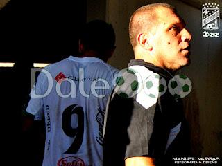 Oriente Petrolero - Roberto Pompei - Sergio Almirón - DaleOoo.com sitio del Club Oriente Petrolero
