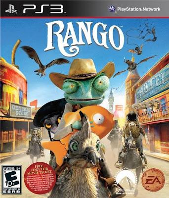 Rango: Il Videogioco PS3