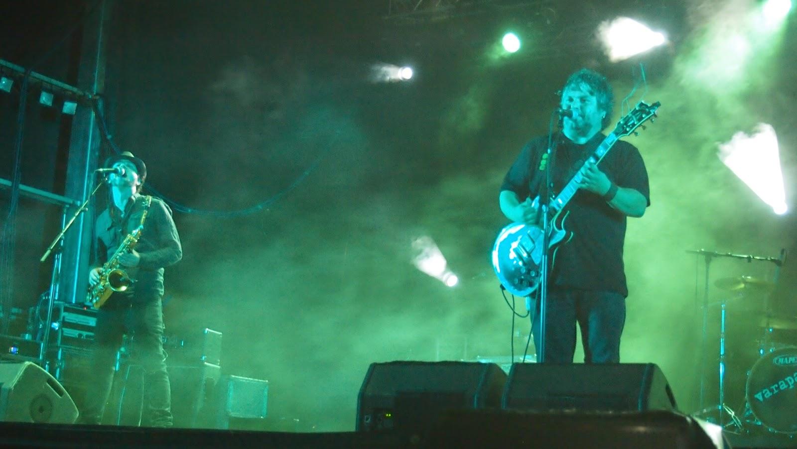 concierto de Varapalo