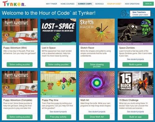 http://www.tynker.com/hour-of-code/