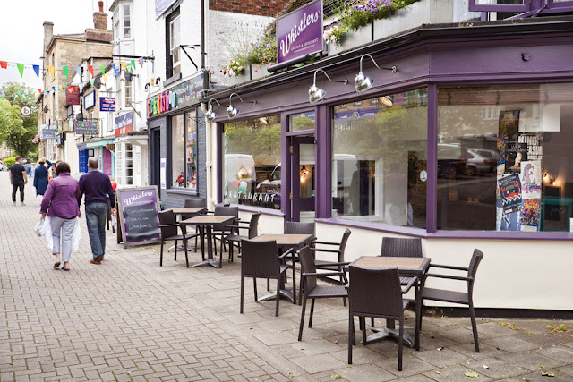 Independent shops in Chipping Norton by Martyn Ferry Photography