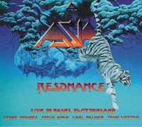 Asia - 'Resonance : The Omega Tour' Live in Basel, Switzerland CD Review (Frontiers Records)